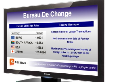 Foreign Exchange board